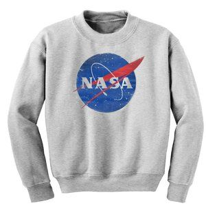 Nasa Crewneck Sweatshirt